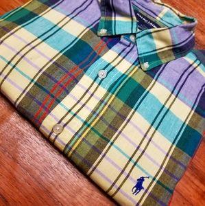 Polo golf Ralph Lauren shirt/ Sz l